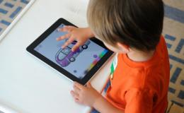 Tablets para bebés: ¿Estamos locos?